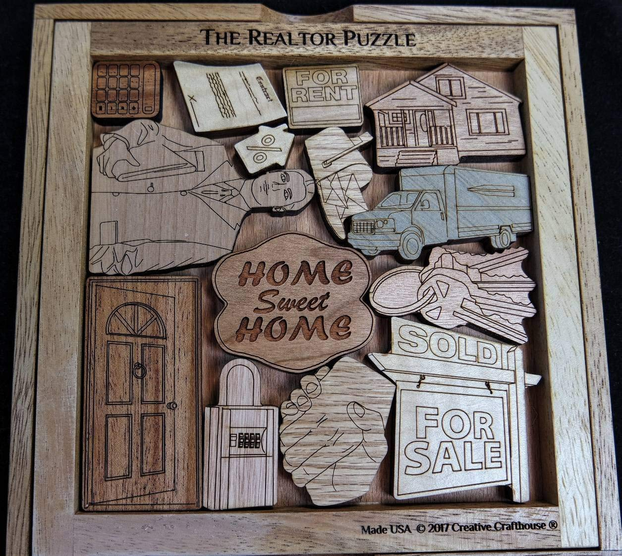 The Realtor Puzzle – A Real Estate Challenge