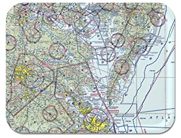Tangier Island Virginia Map.Amazon Com Trays4us Tangier Island Virginia Aviation Chart Birch