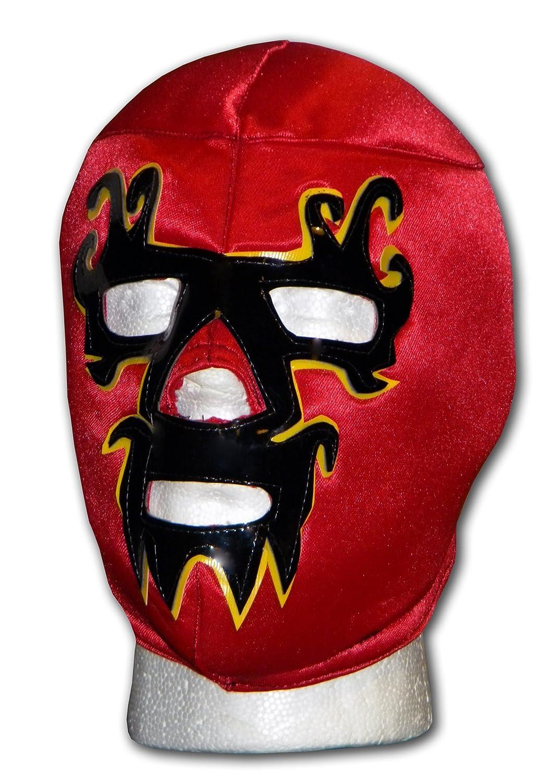 Luchadora Gorgon Rouge masque catch mexicain adulte Lucha Libre