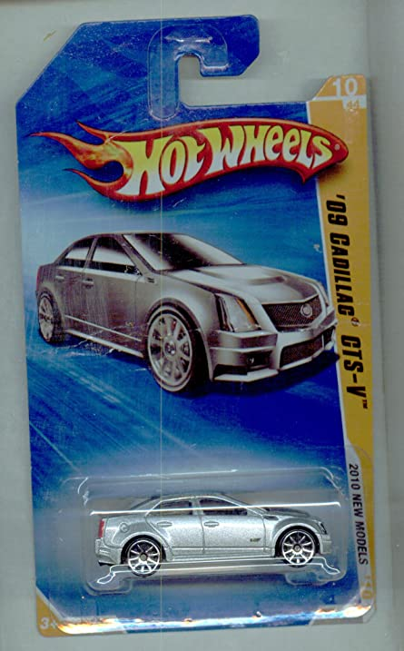 Amazon Com Hot Wheels 2010 010 240 New Models 10 44 Silver 09
