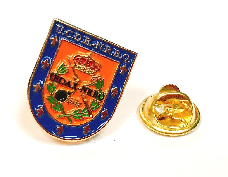 Pin de Traje Emblema TEDAX Cuerpo Nacional de Policia ...