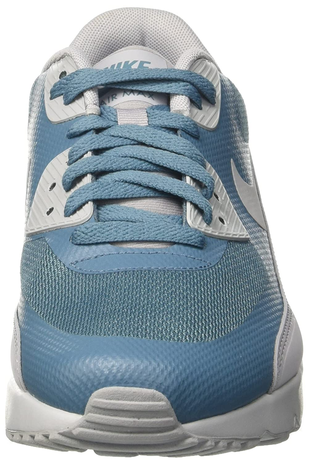 Nike Men's AIR MAX 90 Ultra 2.0 Essential, Smokey BlueWolf Grey, 9 M US