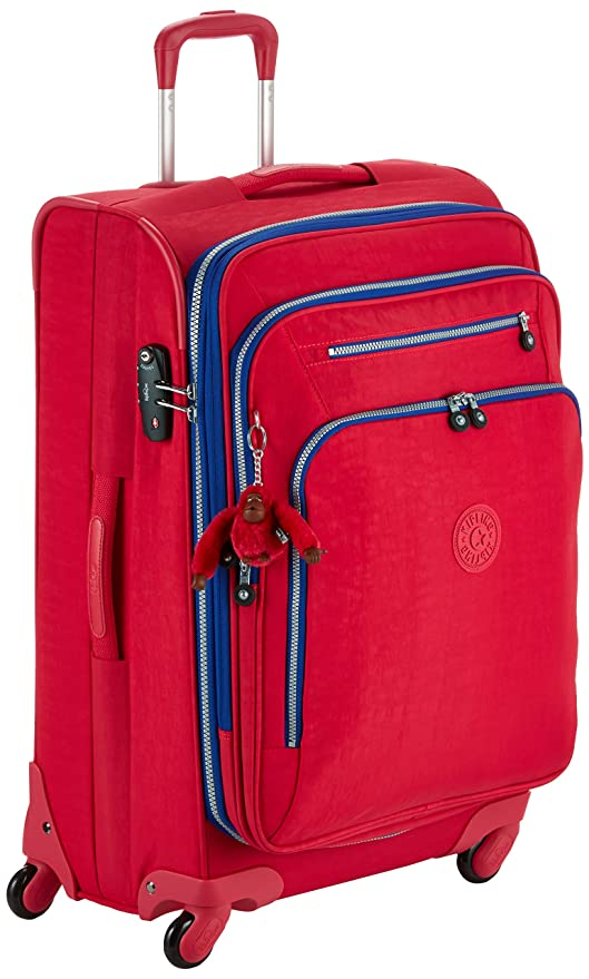 Kipling - YOURI SPIN 68-71 Litros - Trolley - Flamb Pink Ink - (