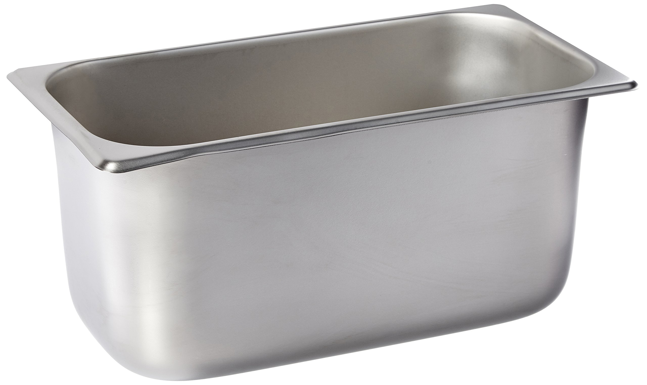 Winco 1/3 Size Pan 6'' (NSF) by Winco (Image #1)