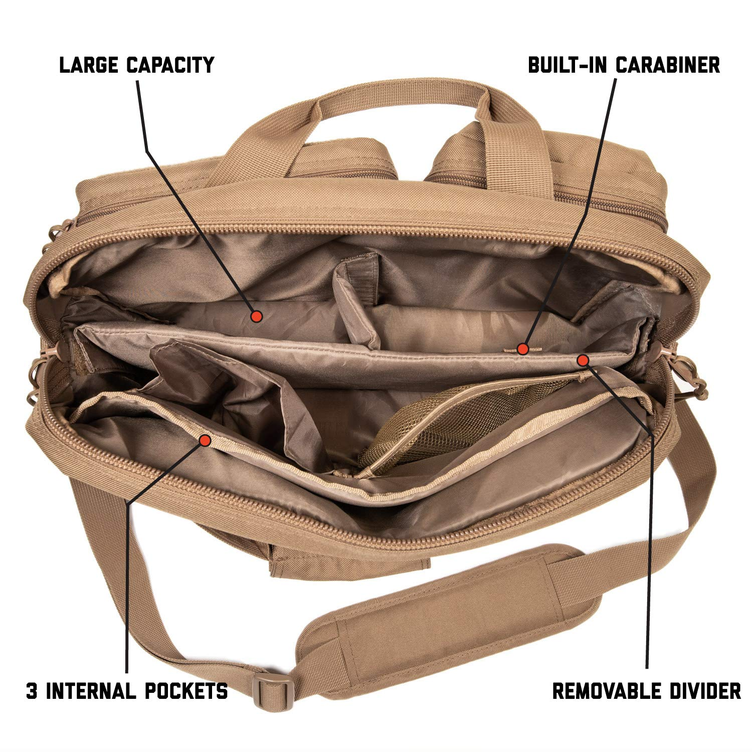 Changing Mat//Pad Coyote Brown Tactical Baby Gear Military Style All-In-One 2.0 MOLLE Diaper Bag
