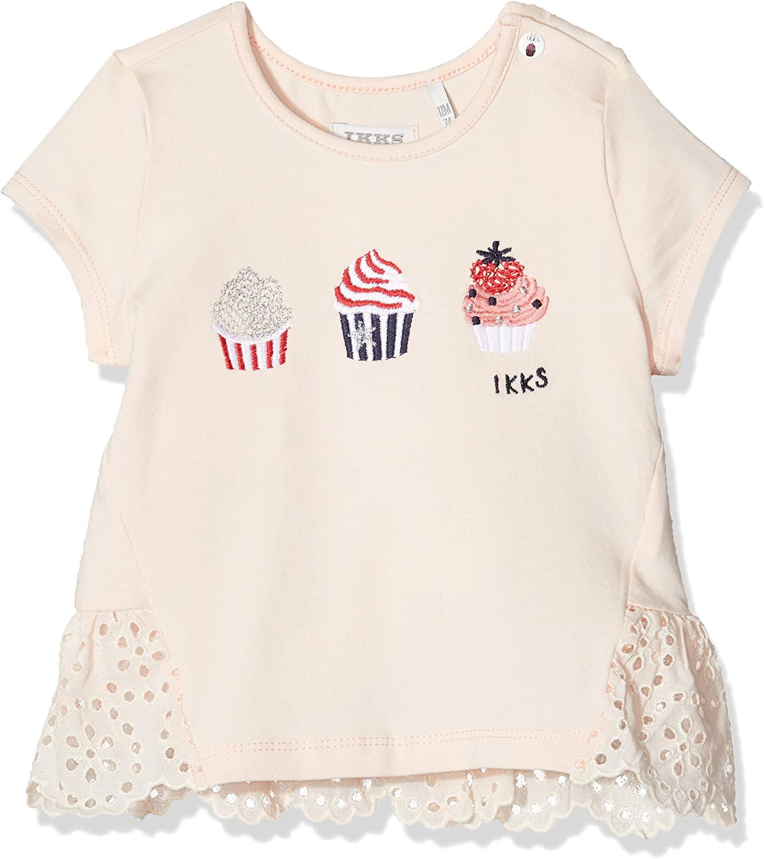 IKKS Tee-Shirt Cupcakes B/éb/é Fille