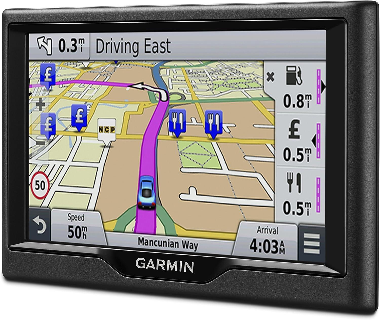 Garmin Nuvi 57lm Satellite Navigation System 12 7 Cm Navigation Car Hifi