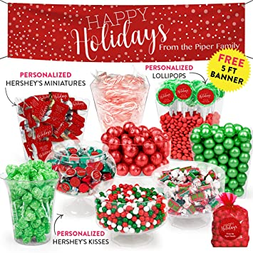 Stupendous Amazon Com Christmas Candy Buffet Over 14Lbs Of Candy Download Free Architecture Designs Oxytwazosbritishbridgeorg