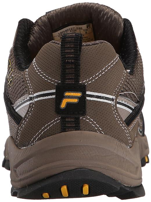beb31e3cce Amazon.com   Fila Men's At Peake Trail Running Shoe   Trail Running