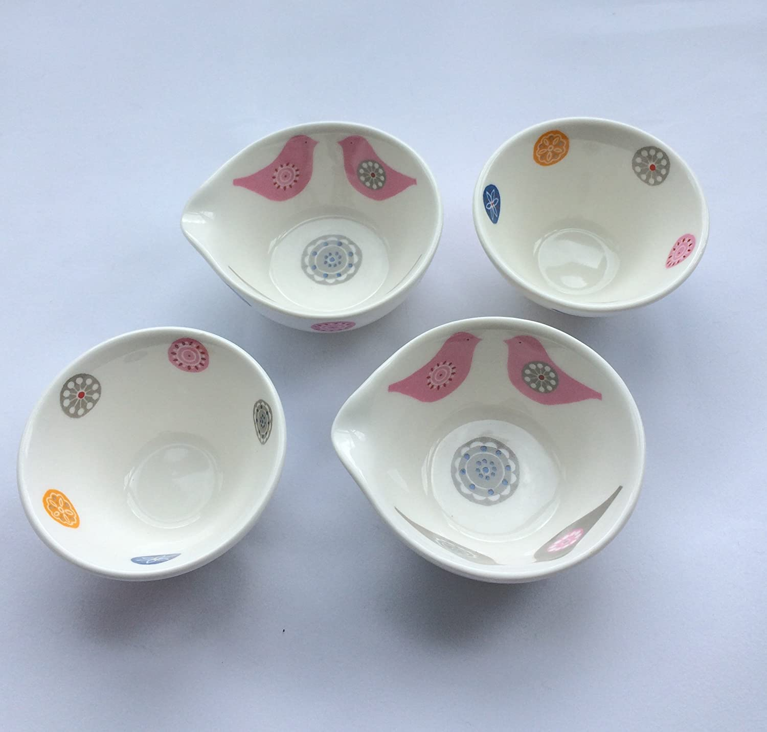 Set of 4 Dip Dishes
