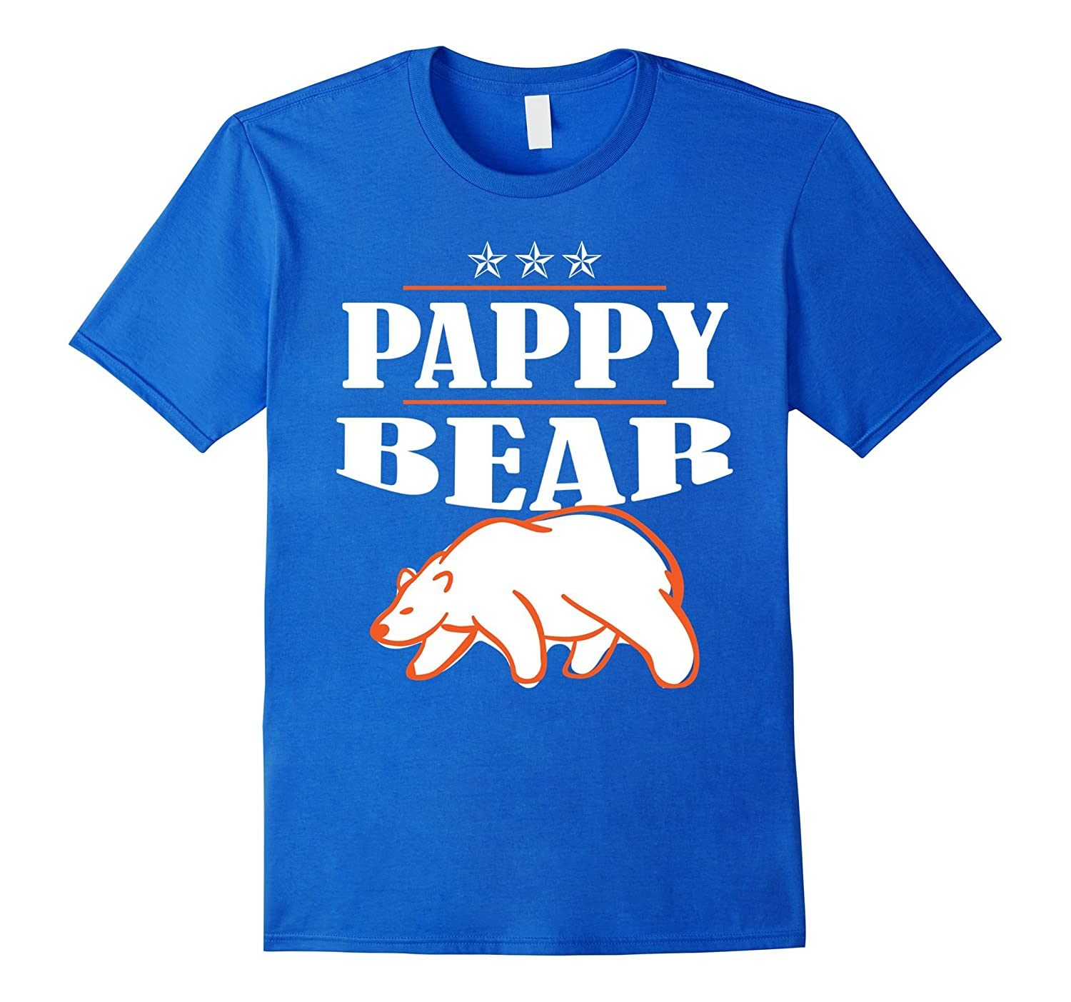 Pappy Bear T-Shirt Special Gift For Grandpa-CL