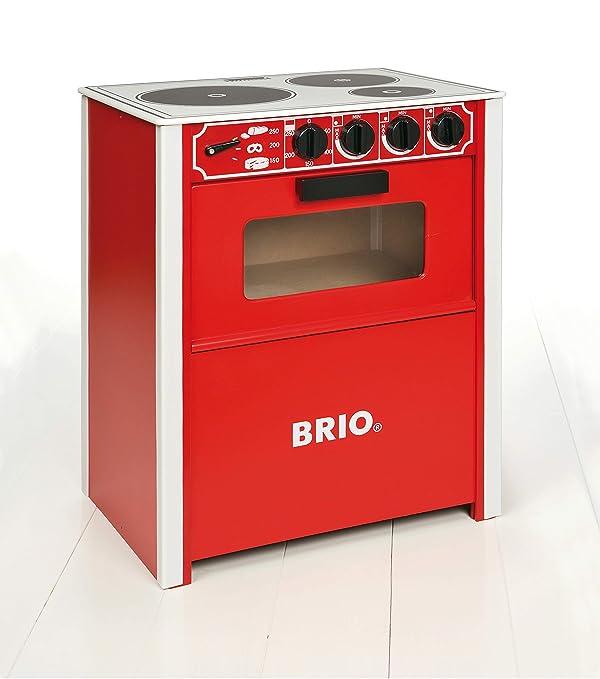 Brio 31355 Stove Red
