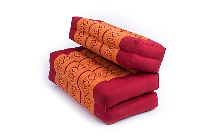 Amazon.com: Kapok Dreams ™ diseño Cojín de meditación, 100 ...