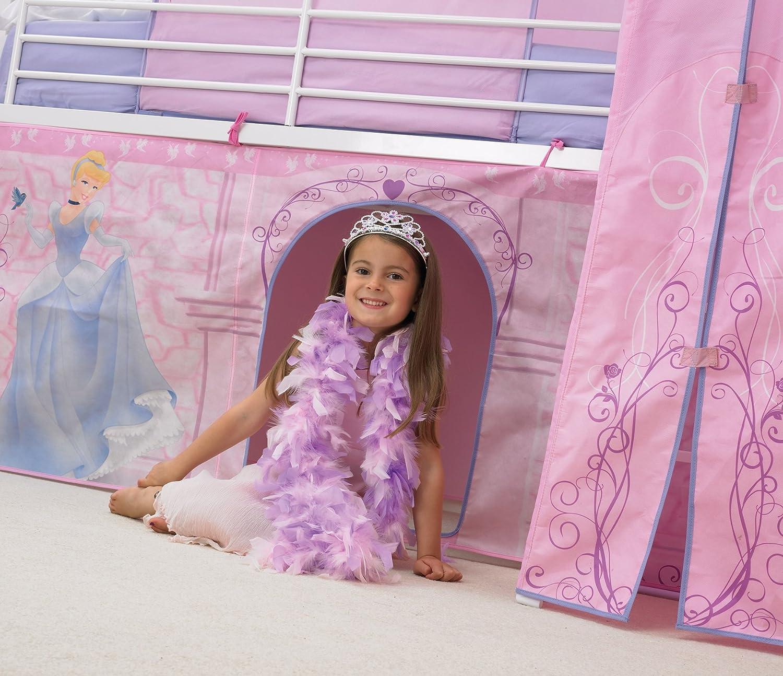 Worlds apart 490dsp01e disney princess hochbett vorhang set ...