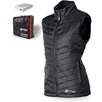 Washable Lightweight Waistcoat Jacket for Men and Women Sykooria Heated Vest with Battery Pack Winter Heated Vest