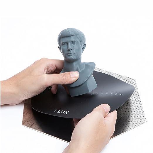 Flux Delta + Impresora 3D - Impresión, corte, grabado, dibujo, etc ...