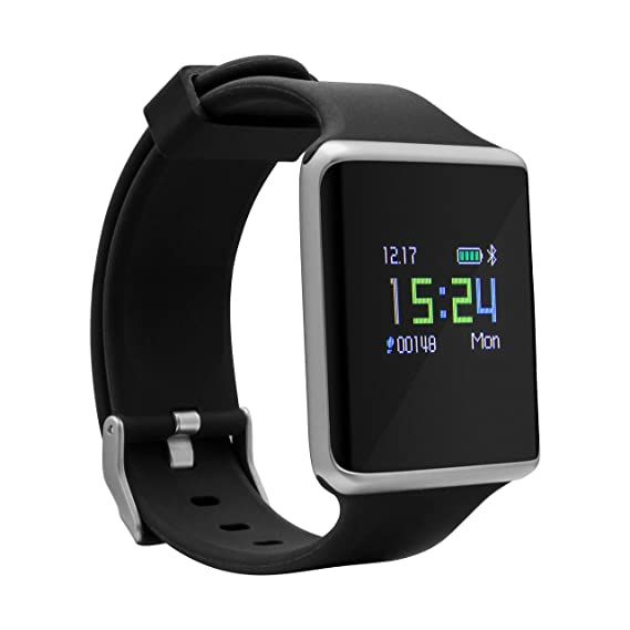 Amazon.com: Blood Pressure Monitor Bluetooth OLED Smart ...