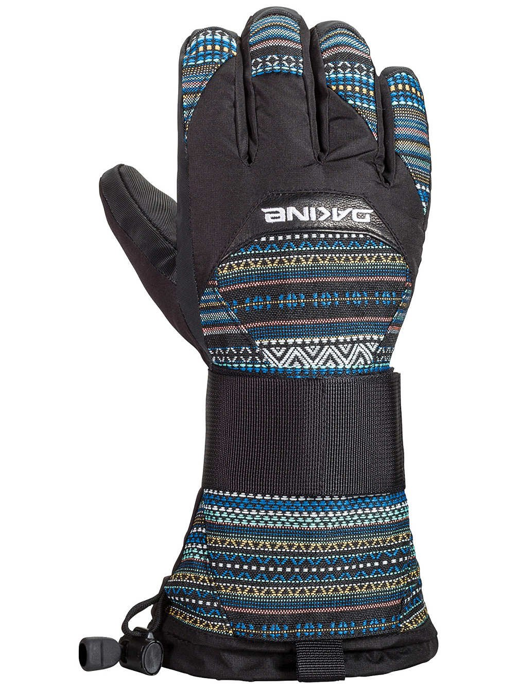 Dakine Women's Wristguard Gloves, Cortez, S (Small) by Dakine (Image #1)