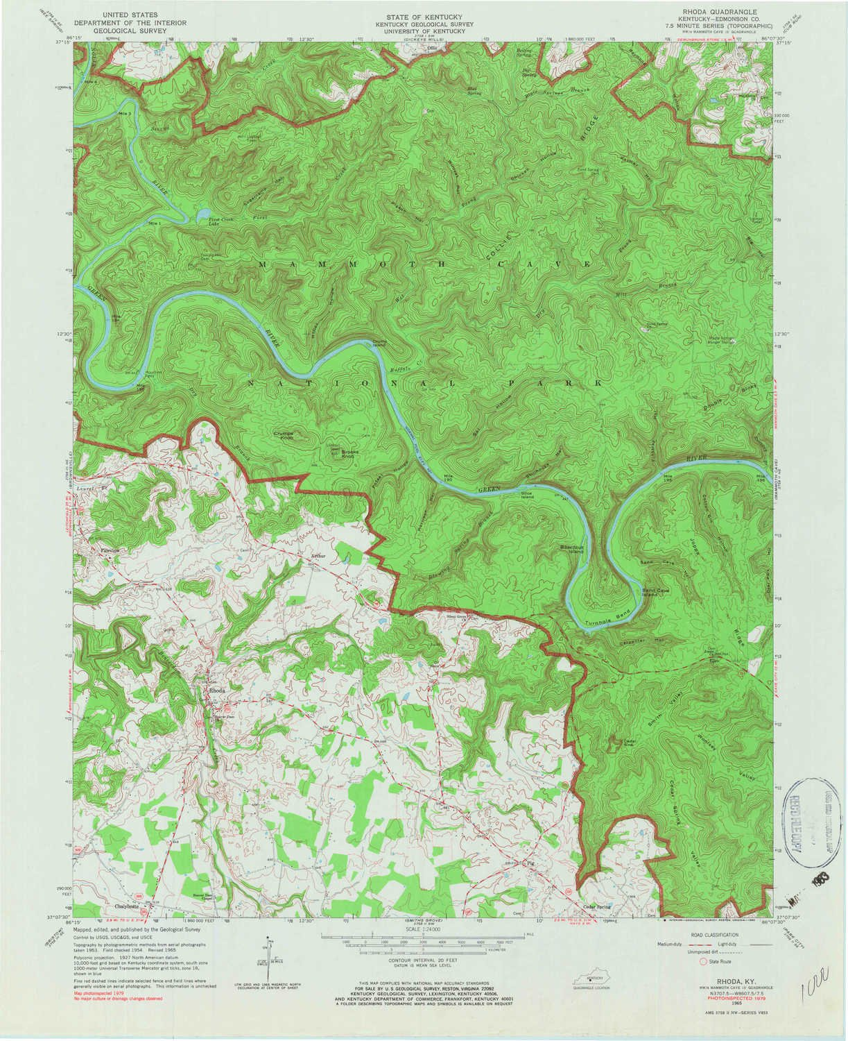 Southern Indiana Fishing Map Guide Jim Billig SPORTSMANS CONNECTION ...