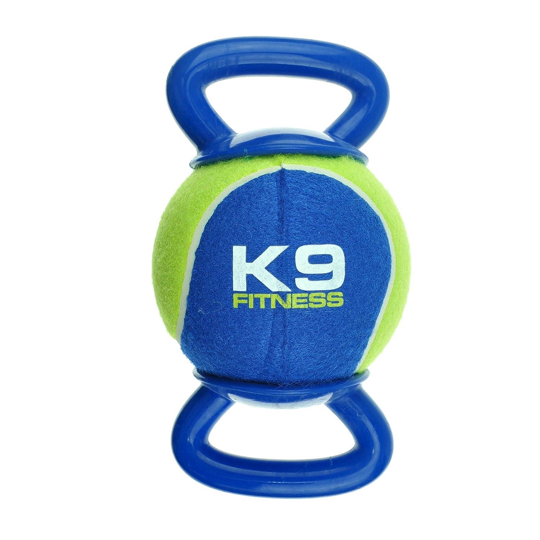 Zeus Tennis y TPR® K9 Fitness - Pelota de Doble Agarre, Talla XL ...