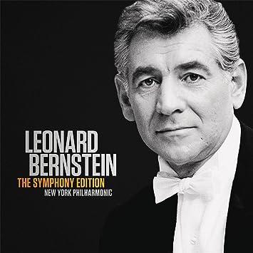 Leonard Bernstein-the Symphony Edition - Leonard Bernstein: Amazon ...