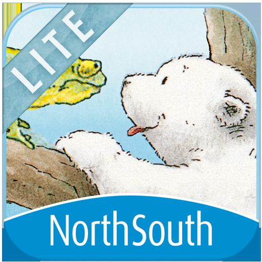 Little Polar Bear, by Hans de Beer [Lite] (Interactive Whale Book)