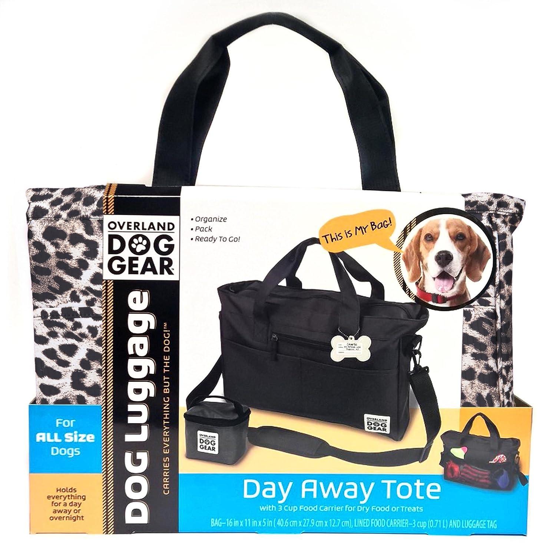 73dbf91f28b7 Amazon.com   Dog Travel Bag - Day Away Tote Dogs - Includes Bag ...