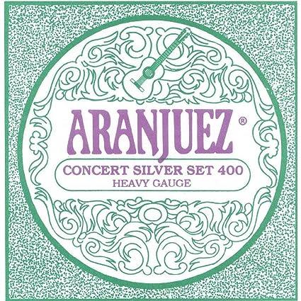 Aranjuez Concert silver set 400