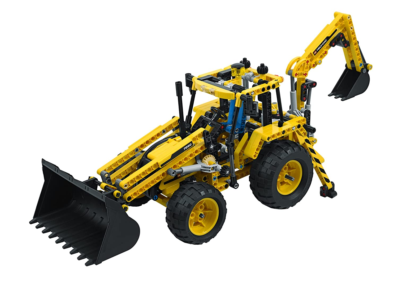 LEGO Technic Retrocargadora