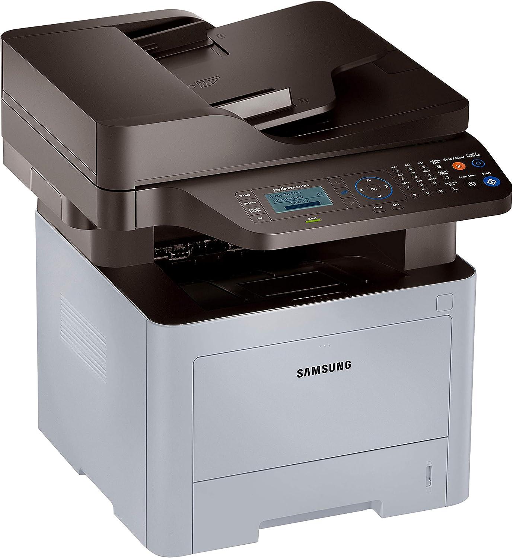 Samsung Proxpress M3370fd Multifunktionsdrucker Grau Computer Zubehör
