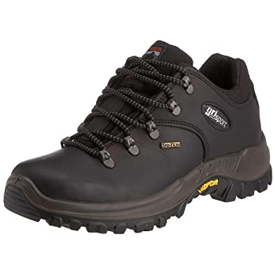Grisport Women's Dartmoor Hiking Shoe Black CMG477,3 UK, 36 EU