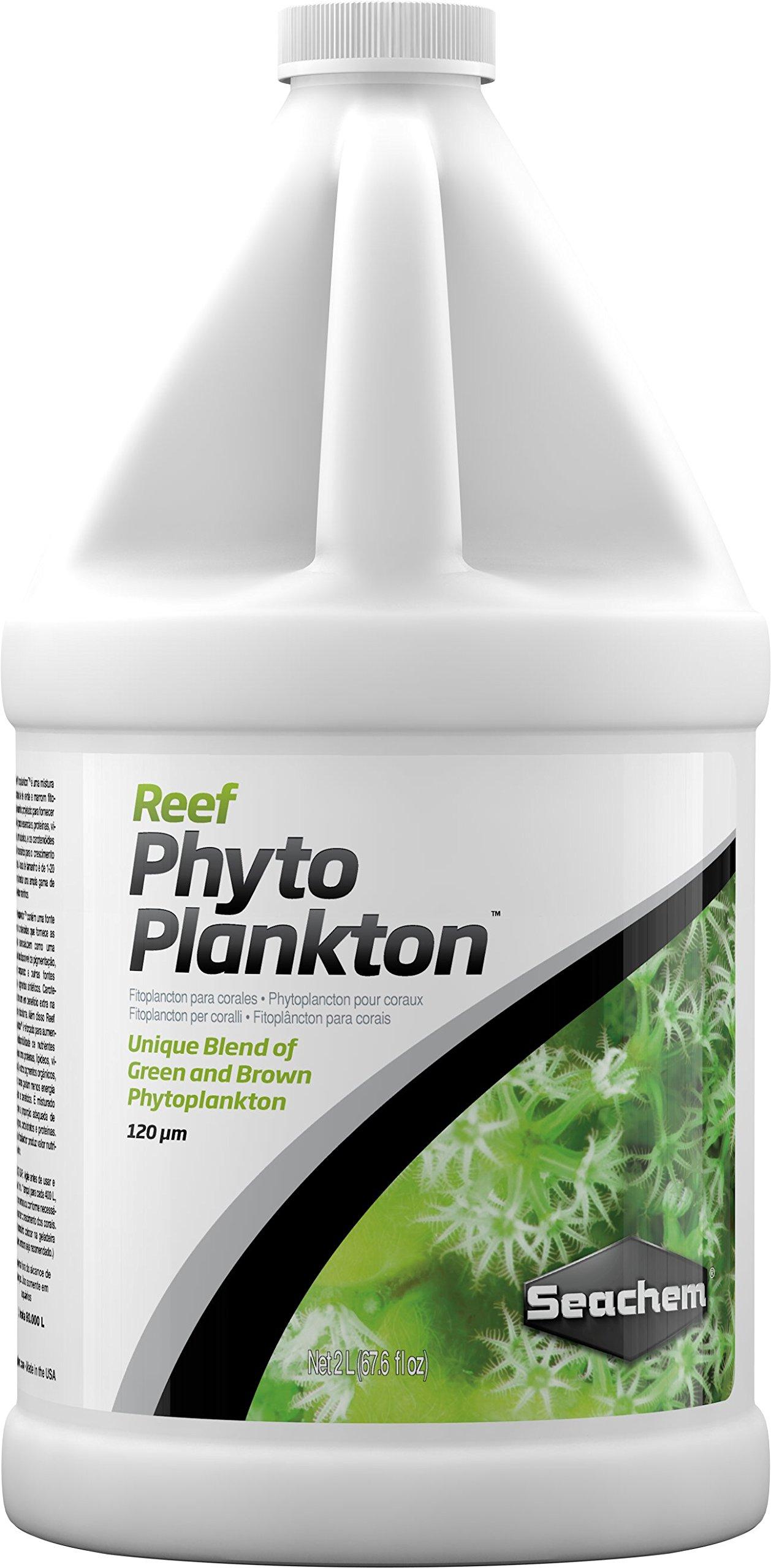 Reef Phytoplankton, 2 L / 67.6 fl. oz. by Seachem