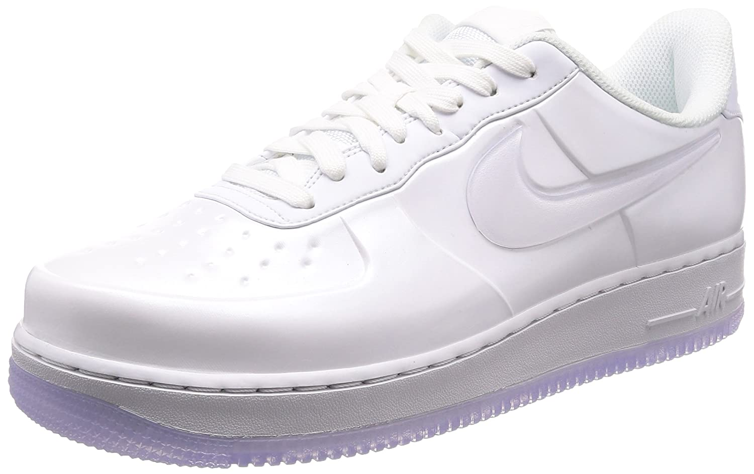reputable site 001ca 5d62d Nike Men's AIR Force 1 Foamposite PRO Cupsole Shoe Triple White