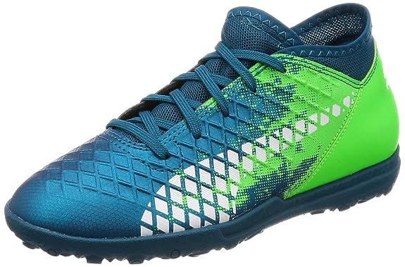 Puma Future 18.4 TT Jr, Zapatillas de Fútbol Unisex Niños: Amazon.es: Zapatos y complementos