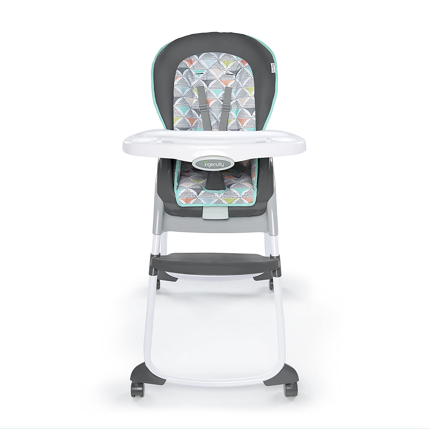 Ingenuity Trio 3-in-1 High Chair - Bryant - High Chair, Toddler Chair, and Booster Kids II - (Carson CA) 11555