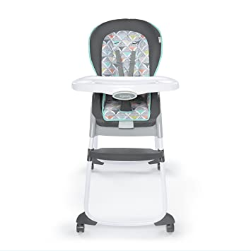 Attrayant Amazon.com : Ingenuity Trio 3 In 1 High Chair   Bryant   High Chair,  Toddler Chair, And Booster : Baby