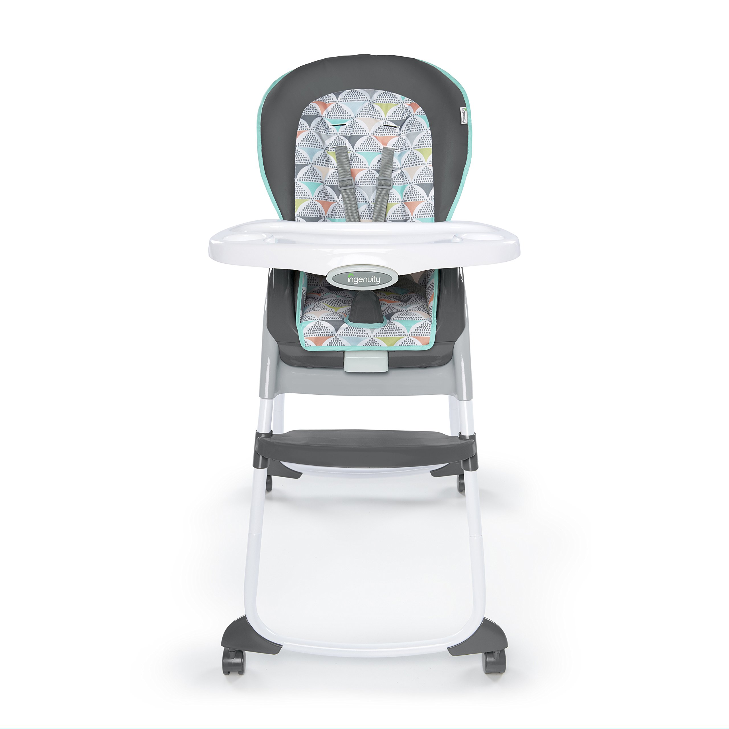 Ingenuity Trio 3-in-1 High Chair - Bryant - High Chair, Toddler Chair, and Booster