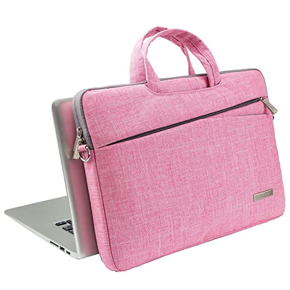 142863e07842 Amazon.com: BingGoGo Laptop Bag 14 Inch Briefcase Shoulder Bags ...