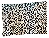 Solayman's Buckwheat Heating Pad- Leopard