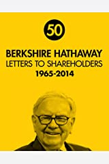 50 Berkshire Hathaway Lettters to Shareholders 1965-2014 Paperback