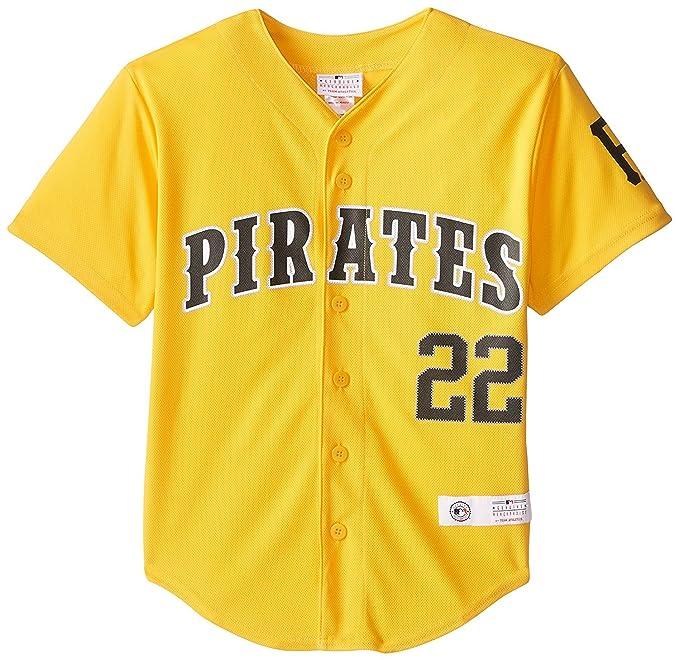 cheaper 37173 6fd81 Amazon.com: Outerstuff Andrew McCutchen Pittsburgh Pirates ...