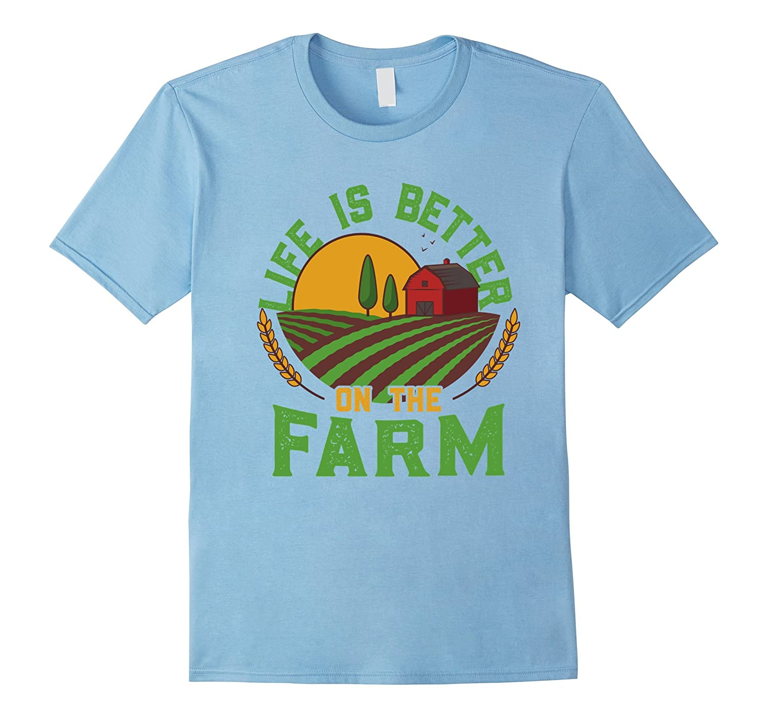 Life Is Better On The Farm Shirtcl Colamaga