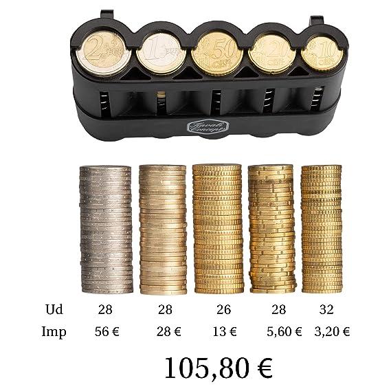 Monedero Taxista Portamonedas Taxi Cambiador de monedas Clasificador Monedas Camarero Bar Restaurante Portamoneda Euros de Kavali Concepts
