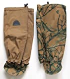 This hunting gifts image shows turtleskin snake gaiters.