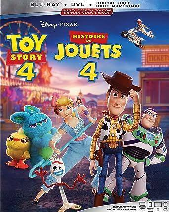 Toy Story 4 Dvd Amazon Prime