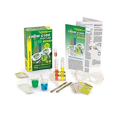Thames & Kosmos Ignition Series Chem C100 Test Lab: Toys & Games