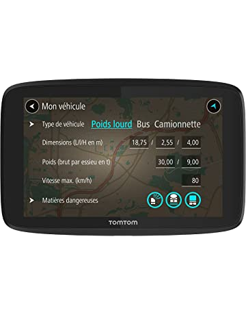 TomTom navegador - Navegador GPS- version importada