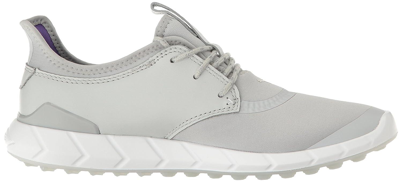 PUMA Women's Ignite Spikeless Sport WMNS Golf-Shoes B01GIRK4NG 7 B(M) US|Gray Violet-puma Silver-royal Purple