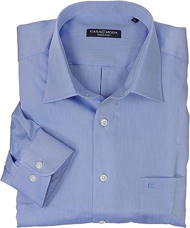 Camisa - Azul de Casamoda en tallas especiales hasta 7XL