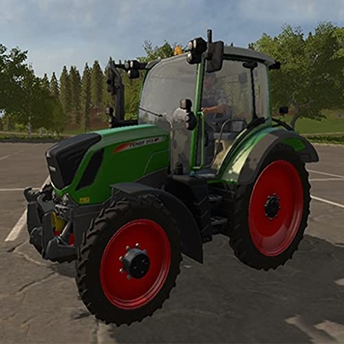 Pro Farming Simulate for 2017 - New Harvest by Ginco Software